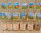 Innocent Smoothie Big Knit Hat Patterns Button Hats Snail