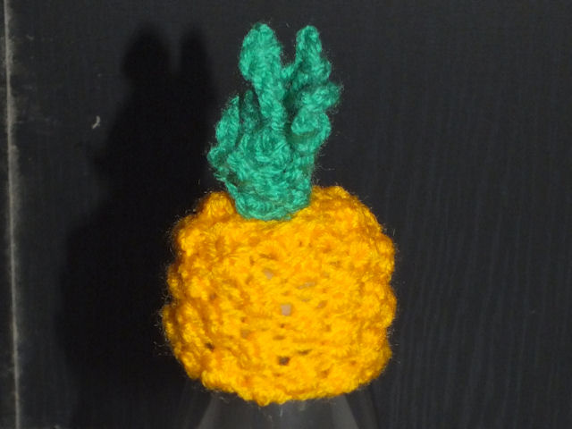 Innocent Smoothies Big Knit Hats - Pineapple bc7059a39f6