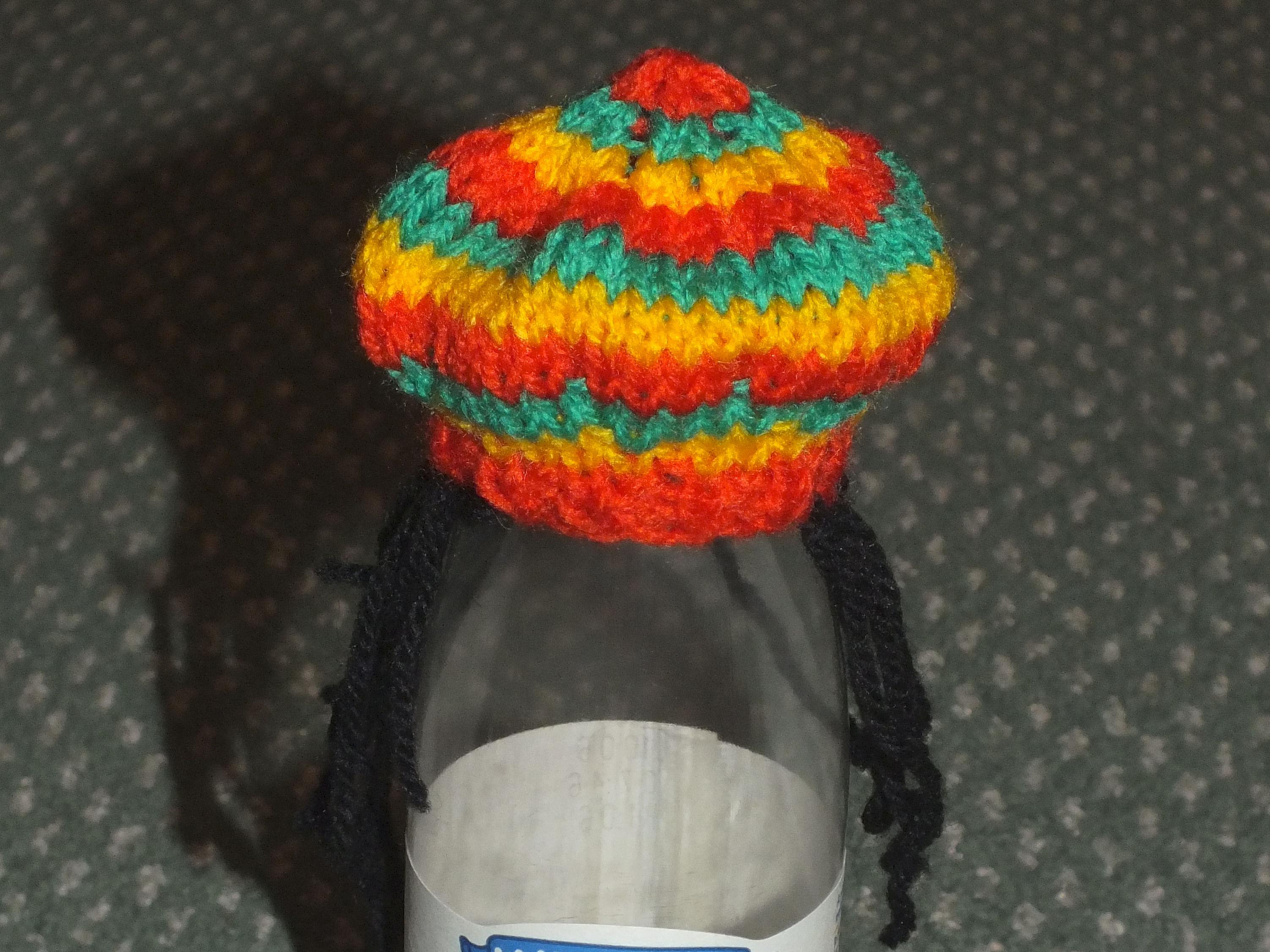 Rasta Hat Knit Pattern : Jos Big Knit