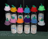 Innocent Smoothies Big Knit Hats - Bell Flower