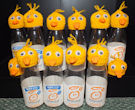 Innocent Smoothies Big Knit Hats - Chick