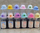 Innocent Smoothies Big Knit Hats - Easter Bonnets