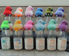Innocent Smoothies Big Knit Hat Patterns - Elf