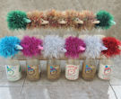 Innocent Smoothies Big Knit Hat Patterns - Hedgehog