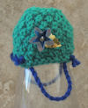 Innocent Smoothies Big Knit Hats - Barney Bags