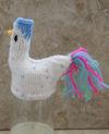 Innocent Smoothies Big Knit Hat Patterns Hen Cockerel Chicken