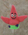 Innocent Smoothie Big Knit Hat Patterns - Patrick Star