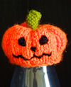 Innocent Smoothies Big Knit Hats - Pumpkin