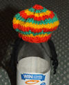 Innocent Smoothies Big Knit Hats - Rasta