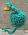 Innocent Smoothies Big Knit Hat Patterns - Snake