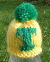 Innocent Smoothies Big Knit Hats - Alphabet Hats