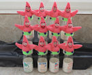 Innocent Smoothies Big Knit Hat Patterns - Patrick Star