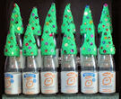 Innocent Smoothies Big Knit Hats - Christmas Trees