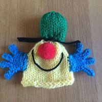 Innocent Smoothies Big Knit Hat Patterns Mr Men Mr Nonsense