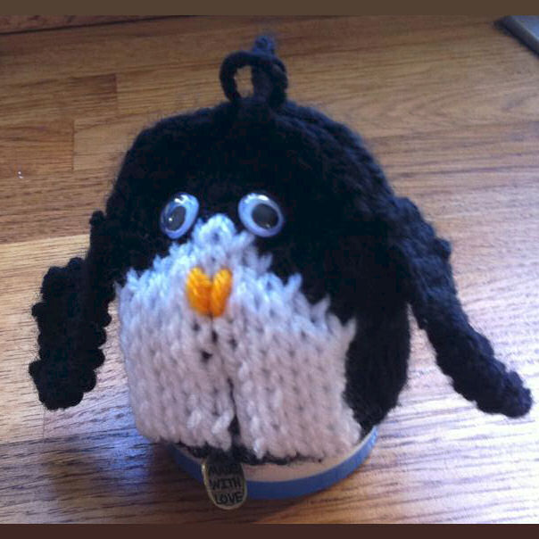 Knit Penguin Hat Pattern Free images